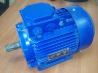 Электродвигатель АИР 80 B6 (1,1 кВт 1000 об/мин)