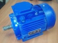 Электродвигатель АИР 132 S8 (4 кВт 750 об/мин)